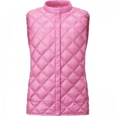 Ультралегкий пуховик-жилет UNIQLO WOMEN ULTRA LIGHT DOWN COMPACT QUILTED VEST 139024010XS