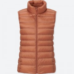 Ультралегкий пуховик-жилет UNIQLO WOMEN ULTRA LIGHT DOWN VEST 400710021XS