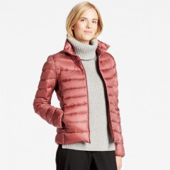 Ультралегкий пуховик UNIQLO WOMEN ULTRA LIGHT DOWN JACKET 173350013XL