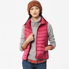 Ультралегкий пуховик-жилет UNIQLO WOMEN ULTRA LIGHT DOWN VEST 146385012XXS
